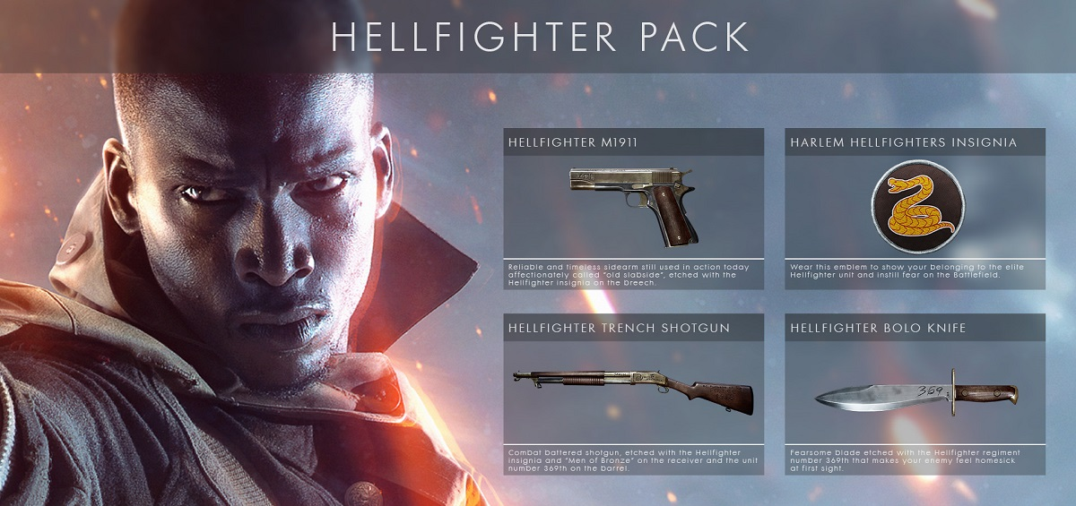 Hellfighter-Pack