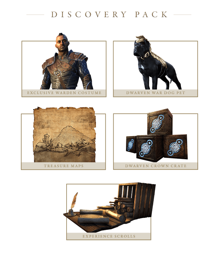 ESO_Morrowind_Discovery_Pack