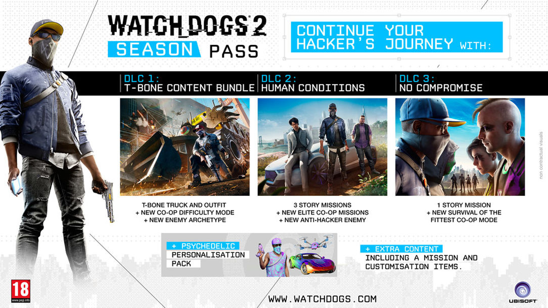 Watch Dogs  Coop Main Missions