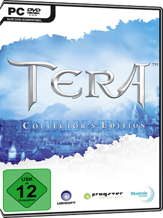 Clé TERA Edition Collector Screenshot