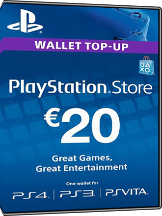 Carte Playstation Network 20 euros [FR] Screenshot