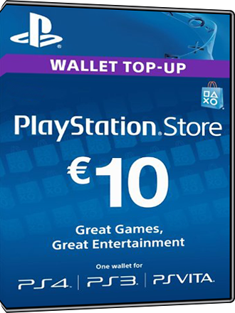Carte Playstation Network 10 euros [FR] Screenshot
