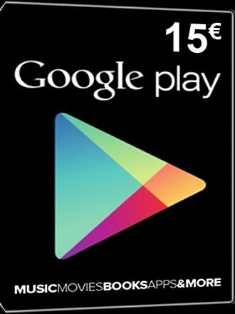carte cadeau google store 15