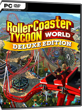 RollerCoaster Tycoon World - Deluxe Edition Screenshot