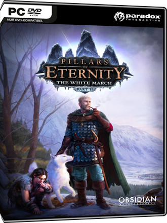 Pillars of Eternity - The White March Part II (DLC) Screenshot