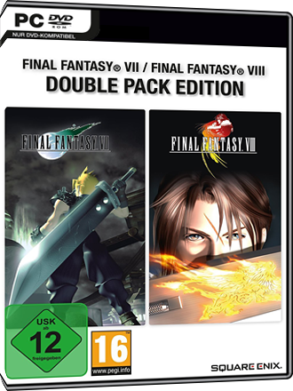 Final Fantasy VII / Final Fantasy VIII - Double Pack Screenshot
