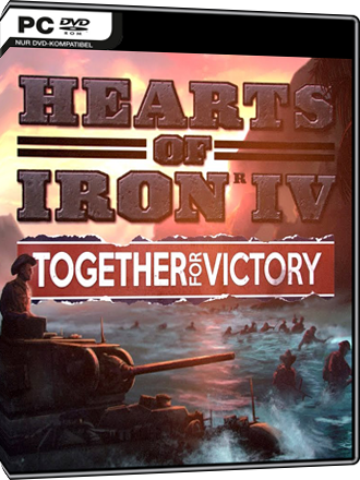 Hearts of Iron IV - Together for Victory (extension) Screenshot