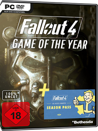 Fallout 4 - Game of the Year Edition Screenshot