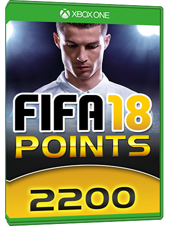 acheter 2200 fut points fifa 18 xbox one mmoga. Black Bedroom Furniture Sets. Home Design Ideas