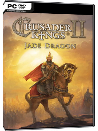 Crusader Kings II - Jade Dragon (DLC) Screenshot