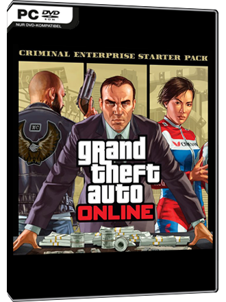 Grand Theft Auto V (GTA 5) - Criminal Enterprise Starter Pack DLC Screenshot