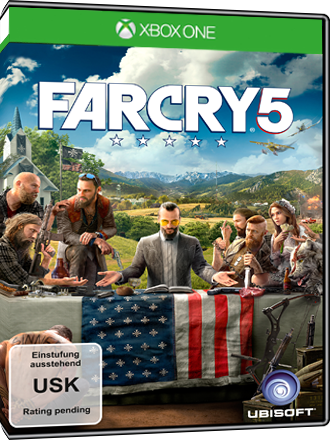 Far Cry 5 - Xbox One Download Code Screenshot