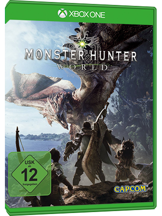Monster Hunter World - Xbox One Download Code Screenshot