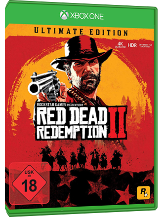 Red Dead Redemption 2 - Ultimate Edition (Xbox One Download Code) Screenshot