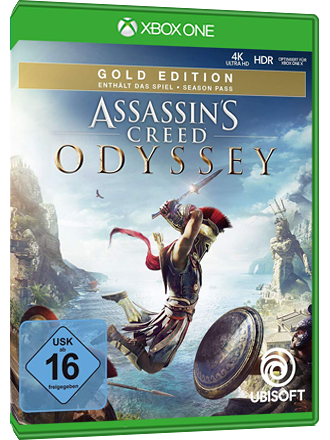 Assassin's Creed Odyssey - Gold Edition (Xbox One Download Code) Screenshot