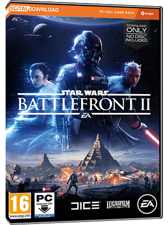 Star Wars Battlefront 2 (English only) Screenshot