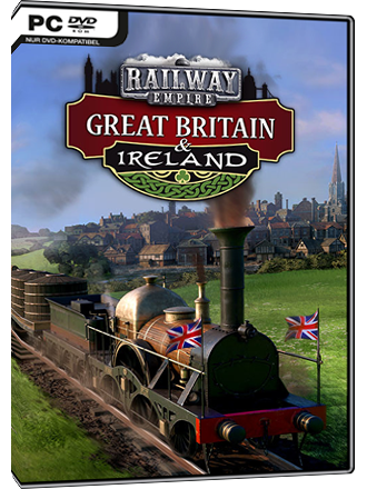 Railway Empire - Great Britain & Ireland (DLC) Screenshot
