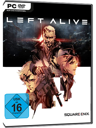 Left Alive Screenshot