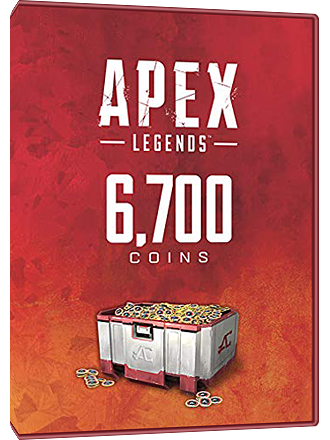 APEX Legends - 6000 Apex Coins (+700 Bonus) Screenshot