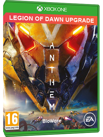 Anthem - Legion of Dawn Upgrade (Xbox One Download Code) Screenshot