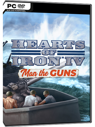 Hearts of Iron IV - Man the Guns (DLC) Screenshot