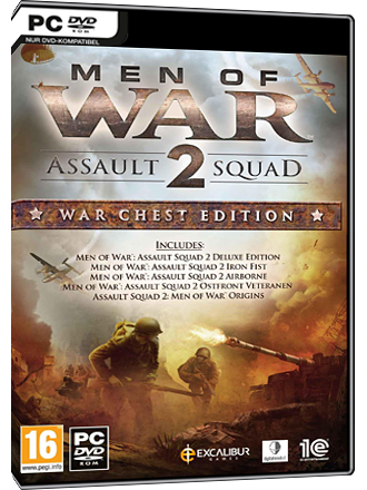 Men of War Assault Squad 2 - Edition Deluxe Screenshot