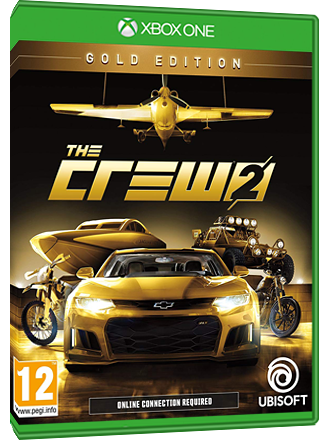 The Crew 2 - Gold Edition (Xbox One Download Code) Screenshot