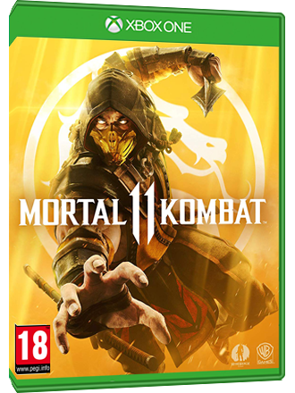 Mortal Kombat 11 - Xbox One Download Code Screenshot