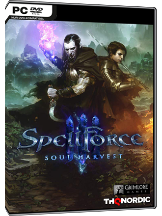 Spellforce 3 - Soul Harvest Screenshot