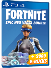 Fortnite Bomber Skin + 500 V Bucks PS4 Code EU - MMOGA