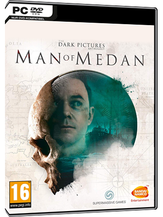 The Dark Pictures Anthology - Man of Medan Screenshot