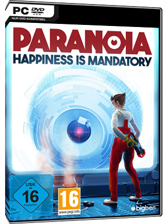Paranoia - Happiness is Mandatory (Epic Games Store Key) Screenshot