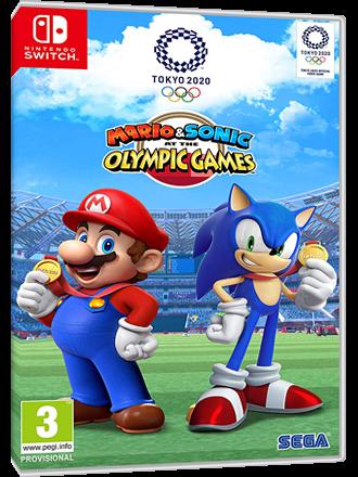 Mario Sonic Aux Jeux Olympiques De Tokyo 2020 Nintendo Switch Download Code