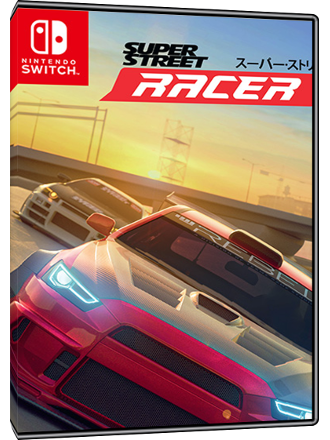 Super Street Racer - Nintendo Switch Download Code Screenshot
