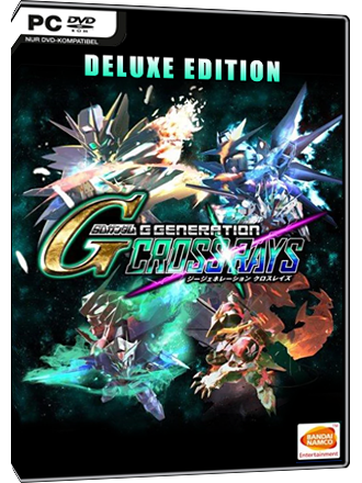 SD Gundam G Generation Cross Rays - Deluxe Edition Screenshot