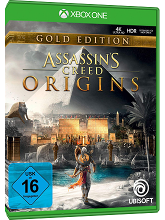 Assassin's Creed Origins - Gold Edition (Xbox One Download Code) Screenshot