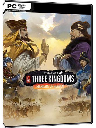 Total War Three Kingdoms - Mandate of Heaven (DLC) Screenshot