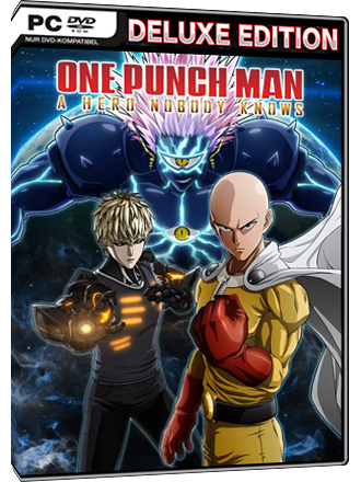 One Punch Man - A Hero Nobody Knows (Deluxe Edition) Screenshot