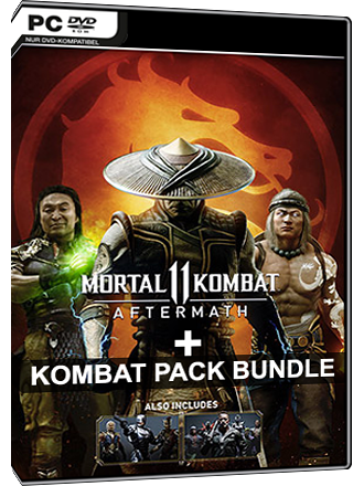 Mortal Kombat 11 - Aftermath + Kombat Pack Bundle (DLC) Screenshot
