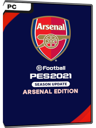 eFootball PES 2021 Season Update - Arsenal Edition Screenshot