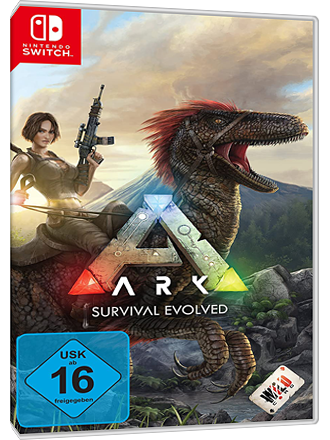 ARK: Survival Evolved (Nintendo Switch Download Code) Screenshot