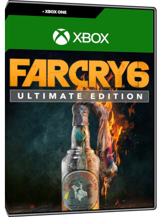 Far Cry 6 - Ultimate Edition (Xbox One Download Code) - EU Key Screenshot