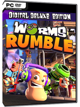 Worms Rumble - Deluxe Edition Screenshot