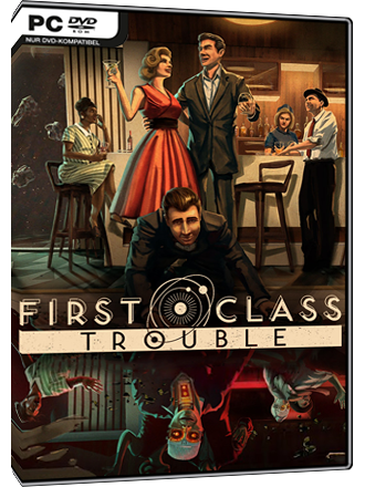 First Class Trouble Screenshot