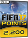FIFA 17 - 2200 points FUT (PC)