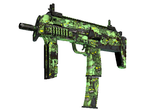 MP7 | Impire (Usée)