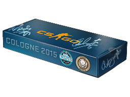 Paquet souvenir Dust II ESL One Cologne 2015