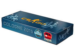 Paquet souvenir Train ESL One Cologne 2015