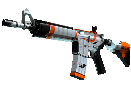 M4A4 | Asiimov (Usée)