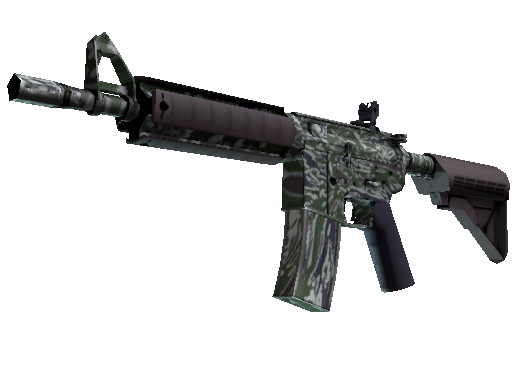 M4A4 | Tigre de la jungle (Neuve)
